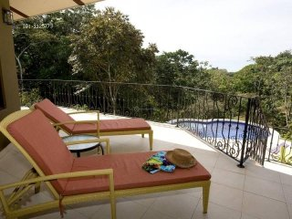 Luxury 2-Suite apartment with National Park view, Manuel Antonio National Park