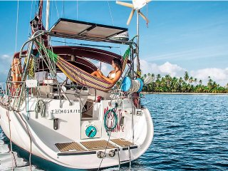 Moskito Valiente Sailboat. All-inclusive sailing experiences in San Blas Panama, Islas San Blas