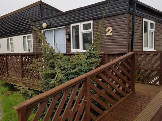 Cosy 1 bed holiday chalet