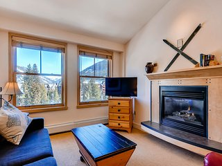 Spacious, Sleeps 6. Walk to Slopes Stay Here & Kids Ski Free ~ RA141863, Keystone