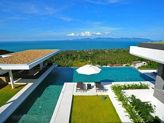 Panoramic Sea View - Villa Blue View