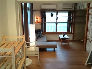 Unique & Cozy Flat by Station 5 min to Shinjuku!