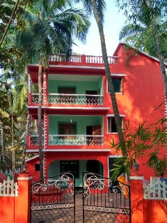 Cosy Appartment At Goa