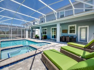 Brand new, 9BD/5BA, beautifully decorated, pool home!!!