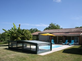 VILLA MIEL: THE IDEAL DESTINATION FOR RELAXING HOLIDAY IN THE BLACK PERIGORD!