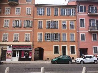 Bright 50sqm duplex apartment Nice