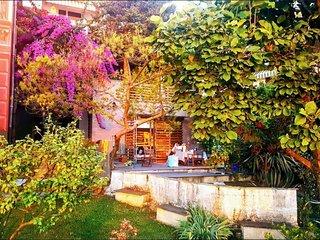 Loft in giardino con terrazza, splendida vista
