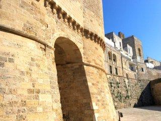 """Dimora storica """"Porta Alfonsina"""" nel centro storico di Otranto vicino spiagge"""