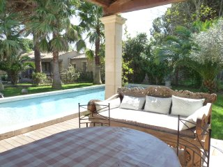 Mas de Papi Jo, authentic Provencal style home within walking distance of beach., Le Grau d'Agde