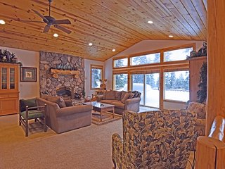 Charming, Spacious Home with Deck Views, Kings Beach