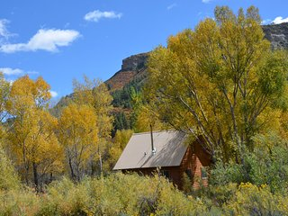 San Juan River Cabin (1bedroom + loft)