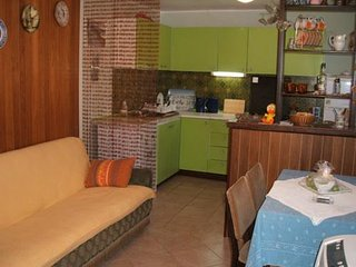Traditional two bedroom apartment in Vir