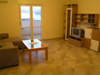 Comfortable one bedroom apartment in Pag