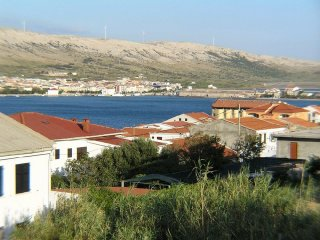 Charming one bedroom apartment in Pag