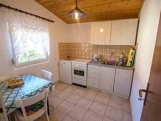 Warm one bedroom apartment in Starigrad