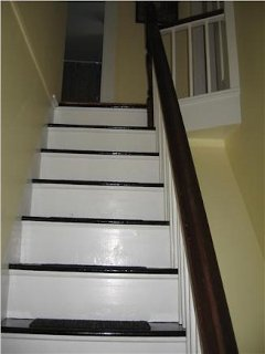 Going Upstairs