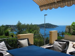 Charming apartment in Nice with a great view :)