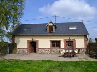 Traditional holiday home - Le Pressior, Broglie
