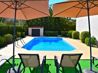 Latchi Beach - Opposite Blue Flag Beach - 3 bed Detached Villa - Private Pool
