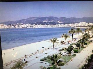 APARTAMENTO CÉNTRICO A DOS CALLES DE LA PLAYA, Palma de Majorque