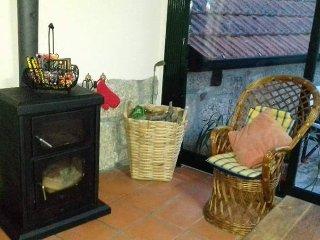 Casa da Fraga Baiao junto ao Rio Ovil