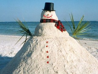 Sanibel Sandman, Isla de Sanibel