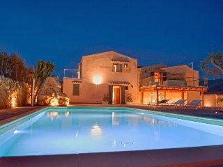 6 bedroom Villa in Case Trappeto, Sicily, Italy : ref 5586301