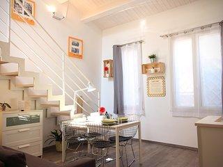 DIVISI9 - 'ciuri ciuri' with terrace/con terrazza