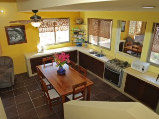 Big well equipped kitchen in El Atico.(Penthouse).