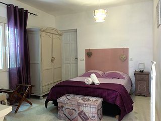 casa rural paloma chambre suite goyave, Torrox