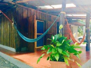 Vacation house for relaxing near Montezuma beach