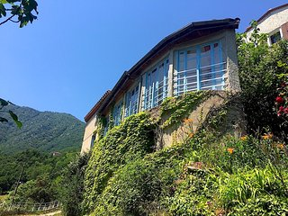 Romantisch huisje in de bergen!