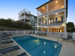 OPEN 8/18-24 ONLY $3595 TOTAL!  GULF VIEW! PRIVATE POOL! SLEEPS 21! ALL NEW!