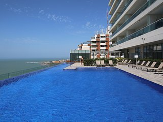 Car019 - Apartment with stunning views in Cartagena in a brand new residence