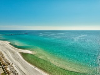 3BR Sterling Breeze Condo w/Beach Chair Svc & Views