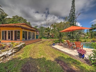 Newly Remodeled Bungalow with a Pool, Hale Bramalani is a Peaceful Retreat