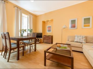 Piwna 1 apartment in Nowe Miasto with WiFi.