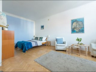 Stara apartment in Nowe Miasto with WiFi.