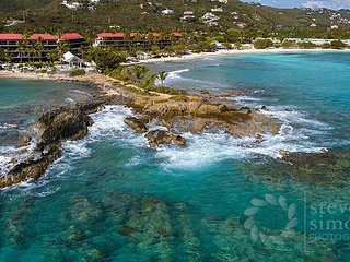 Sapphire Beach side condo, Virgin Islands National Park