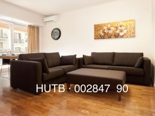 Spacious Verdaguer Tranquilo apartment in Eixample Dreta with WiFi