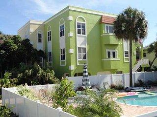 Villa De La Playa ~ RA144612, Holmes Beach