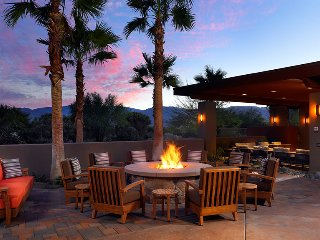 Thanksgiving in Palm Desert at The Westin Desert Willow Villas