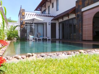 Luxury villa, garden, private pool, Jacuzzi, Mon Choisy, Grand Bay, Mauritius