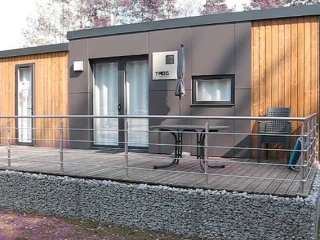 Luxuriöses Mobilheim / Ferienhaus am Murner See (Bayern, Oberpfalz, Seenland), Wackersdorf