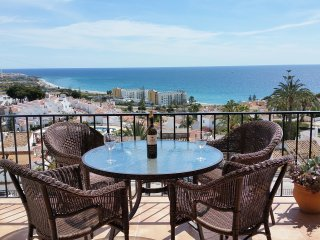Breathtaking Sea View Townhouse, Nerja