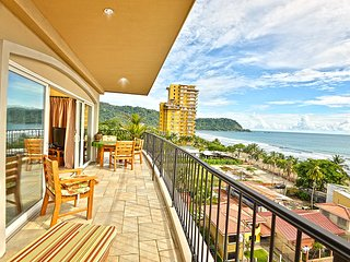 Luxury Party Penthouse Vista Mar 7A at Jaco Beach ~ RA143057