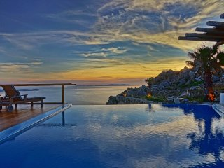 BlueVillas | Castor | Private infinity pool