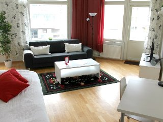 Light full one bedroom apartment / 1-3 perons
