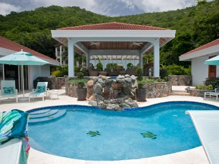 Blue Lagoon - Ideal for Couples and Families, Beautiful Pool and Beach, Virgen Gorda