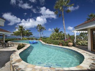Beachcomber - Ideal for Couples and Families, Beautiful Pool and Beach, Virgen Gorda